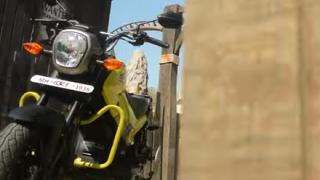 ホンダ9万円のインド製ミニバイク「NAVI」が2chで超好評 → 動画と画像