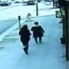 韓国人おばあちゃんが強襲される瞬間映像<動画とGIF>白人女性「ホワイトパワー!」