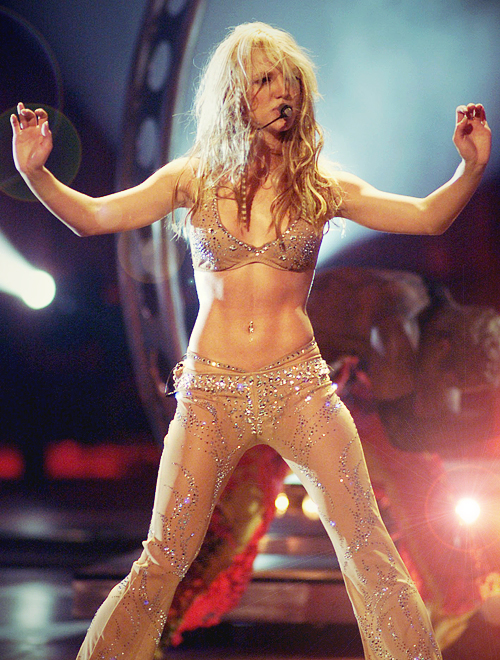 Brittany Spears + MTV Video Music Awards 2000