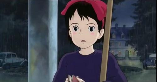 Majo no Takkyuubin (Kiki's Delivery Service) (2)