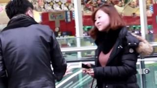 「1万円落としましたか?」中国女子が日本人に『道徳心チェック』した結果