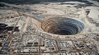 【今日の雑学】世界の地下 世界一深い人工の穴