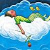 ◆色が付いた夢◆を見るようになったのは『カラーテレビ』が普及した後だった説