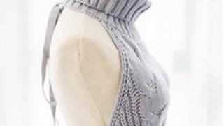 JCが『童貞を殺す』セーターと網タイツ服を着た結果 → 画像