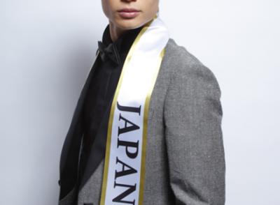 世界2位のイケメンに選ばれた日本人男性が確かにカッコいい<動画像>山岸将也さんミスター・インターナショナル 2017準ミスターに