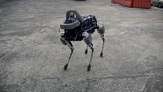 あのキモカワ四足歩行マシンが超絶進化 SFの世界に突入 → GIFと動画