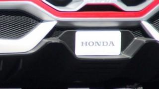 これなに? 謎のHONDA車を路上で発見 → 画像