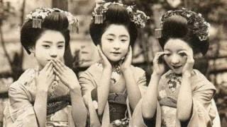 100年前の日本が美しい → 採色カラー写真