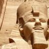 3000年前の巨大像がマジでデカい<動画像>エジプトで発見ラムセス2世か
