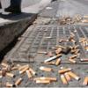 底辺YouTuber正義気取りでポイ捨て喫煙者を注意した結果 ※ムナクソ注意※