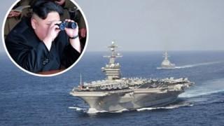 米空母カール・ビンソン「北朝鮮に向かってなかった」判明までの経緯