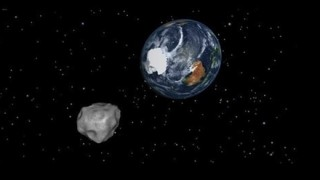 地球終了のお知らせ→ 巨大な小惑星が猛スピードで地球に接近中