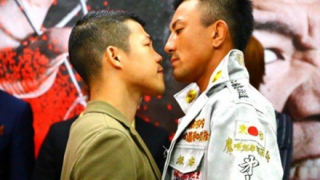 VS亀田興毅 試合全映像<動画>KOできず「引退した体には厳しい」