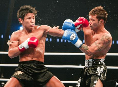 魔裟斗-VS-山本KID徳郁 2004年の対戦
