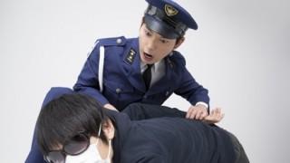 【悲報】犯人1人に手こずる警察官たち<動画>名古屋で白昼の大捕物