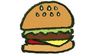 【アメリカ人の狂気】究極のジャンクフード『8444kcal』のハンバーガー爆誕「PIZZA INSIDE A BURGER INSIDE A PIZZA」