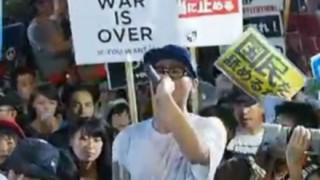 「SEALDsは早く北朝鮮行って酒酌み交わして平和交渉してこいよ」→元SEALDs「こいつ、訴えたい」