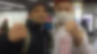 【画像】???「ヤバいDQN中学生がいたから一緒に写メ撮ってもらったwwwww」