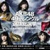 【号泣騒然】AKB48総選挙 荻野由佳ちゃん18歳がまさかの暫定1位に<動画像>指原莉乃まゆゆが死亡