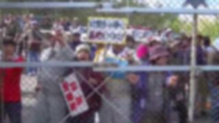 『ここは沖縄なのか』過激化する沖縄反基地運動 逮捕者44人のうち11人が県外人 4人が外国籍