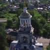 【おもロシア】教会の塔でSEXするカップル 偶然ドローンが撮影してしまう