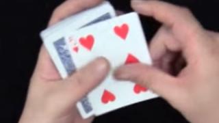 【手品】カードが一番上にくるマジックのやり方で打線組んだ