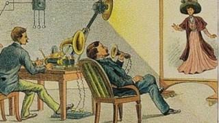 ◆未来予想◆100年前に描かれた『21世紀の絵』が凄すぎる →画像
