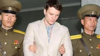 【人体実験か】北朝鮮で万引きしたアメリカ大学生の末路が怖すぎる((゚Д゚;))
