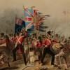 イギリスが過去に戦争した事ある国を赤色で塗ってみた結果