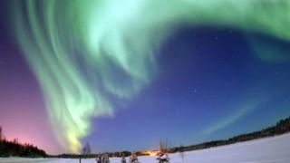 【画像】アラスカ永久凍土が溶けて『砂漠』が出現<地球温暖化>森が飲み込まれていく・・・