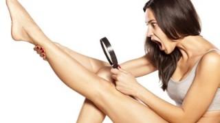 【女の現実みせてやんよ】去年の秋から足の毛を処理しなかった結果 →画像