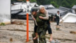 いつも『自衛隊批判』してる人達って今九州で救助活動してる彼らに何か言えんの??