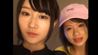 NMB矢倉楓子ちゃん配信中にアソコの毛がモロ見え放送事故 →GIfと動画像