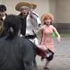 【揺れる乳】橋本環奈ちゃん走り方がオモシロいと話題に →GIfと動画