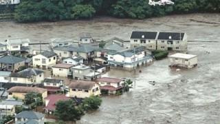 九州豪雨救助要請ツイートへのマスコミの反応が酷すぎると話題 被害民「家と会社が流された!救助求む!」フジ「お手数ですがフォローの上ご連絡下さい」