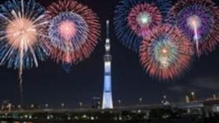 【画像】スカイツリーから花火大会を見た結果