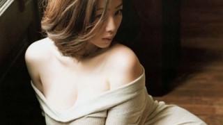 井上和香 若い頃のノーブラTV出演 乳首くっきりお宝映像
