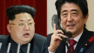 「安倍政権に不都合が生じると北朝鮮がミサイル発射する」安倍首相と金正恩の繋がりをマスゴミが指摘