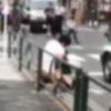 池袋北口で中国人が白昼堂々と路上レイプ 犯行の様子が撮影される ※GIFと動画※