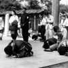 【悲報】コスプレ会場と化す終戦記念日の靖国神社 →画像
