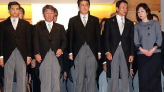 【世論調査】安倍内閣支持率 上昇キタ━(゜∀゜)━ッ!!