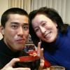 【画像】高畑淳子さん 息子の質問を『実力行使』でガード