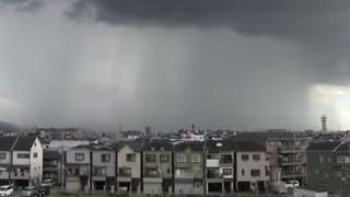 【動画】ゲリラ豪雨で駒大駅前がとんでもないことになるwwwwww