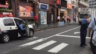 【東京こわい】白昼の『レイフ゜未遂事件』動画にネット騒然 女性絶叫「助けてください!」