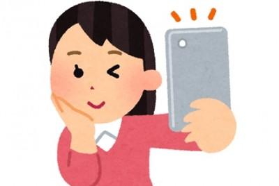 ???「赤ちゃん産まれたよ❤(自撮りパシャ」→ 画像
