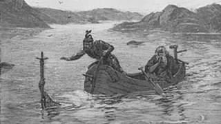7歳の少女が湖から伝説の剣「エクスカリバー」を偶然発見 →画像