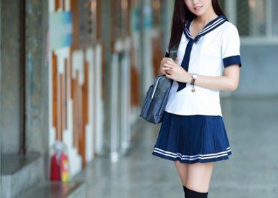 【画像】中国の女子高生 可愛すぎないかこれwwwwwww