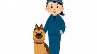 【画像】この道警の警察犬たちに抵抗できる奴いんの?