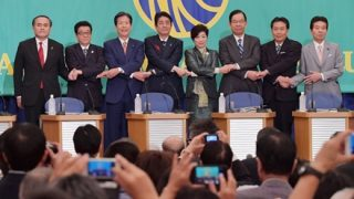 【衆院選情勢調査】自民党が単独過半数を大きく上回る勢い…日本テレビ