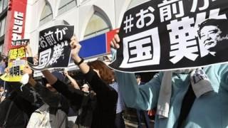 一般のおばちゃん激怒 安倍総理の演説妨害するパヨクに「うるさいわよ!警察は止めさせなさい!」